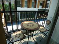 1 berdroom Apartmenrt with car hire 999 baht per day