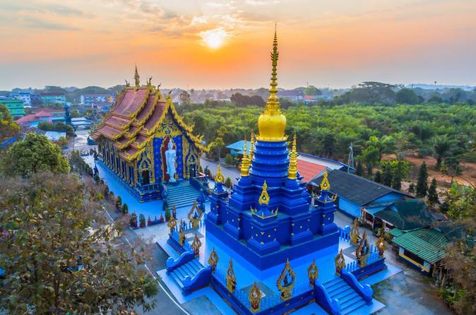 Chiang Rai - Top 5 Place to Visit in Chiang Rai Thailand | Wat Rong Khun | Singha Park | Doi Tung