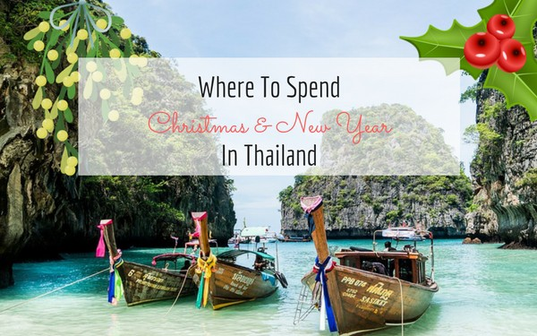 Christmas isn't an official public holiday in Thailand with only a small minority of the Thai population being Christian. However, T.I.T. (This Is Thailand) and so at this time of year hotel staff can be seen wearing Christmas hats whilst shopping centers and malls get decked out with decorations